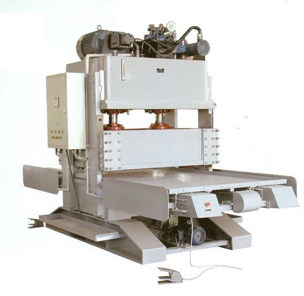 双工位液压冲裁机
